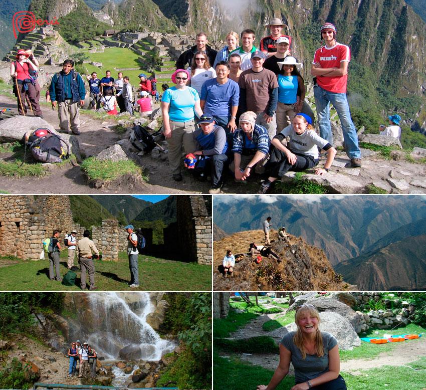 Trilha Inca Curto Machu Picchu