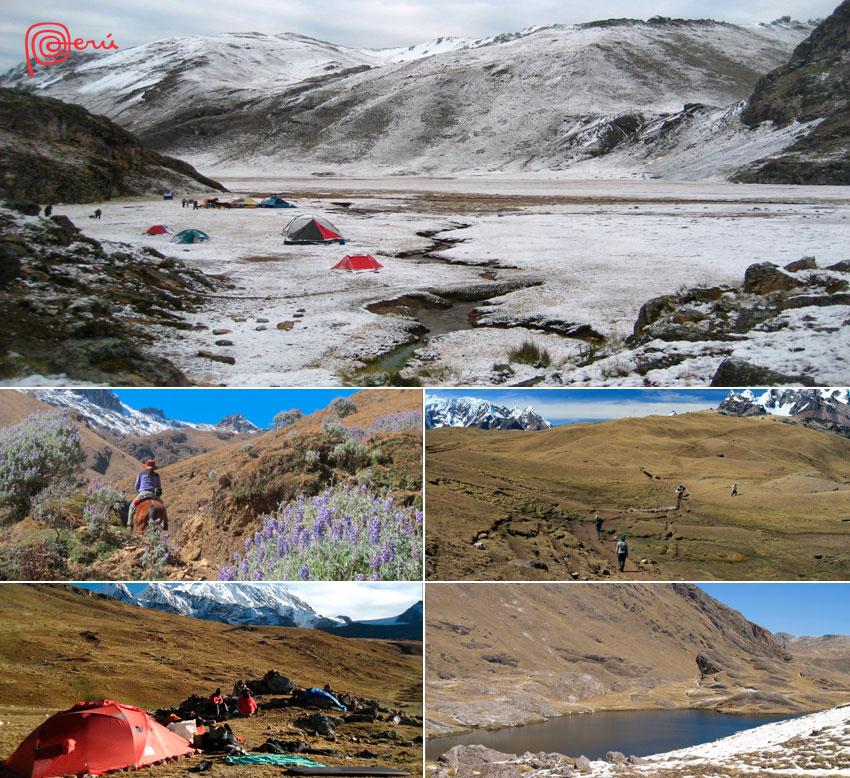 Ausangate Trilha Inca