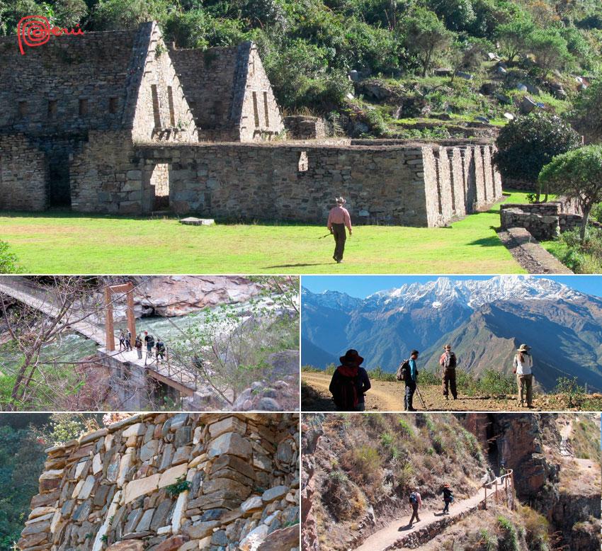 Choquequirao Trilha Inca