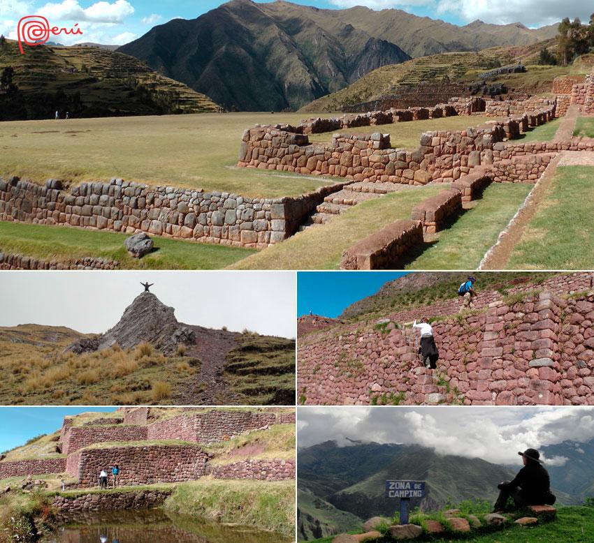 Huchuy Qosqo Machu Picchu Trilha Inca