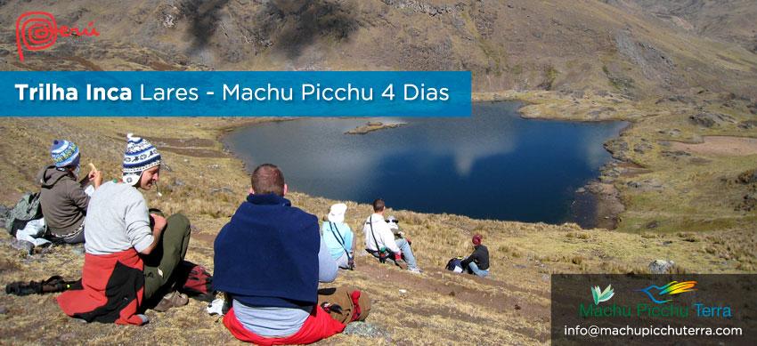 Lares Trilha Inca Machu Picchu
