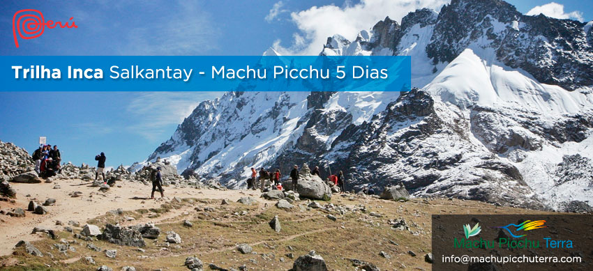 Salkantay Trilha Inca Machu Picchu