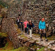 Excursão curta pela trilha Inca Machu Picchu 2 dias