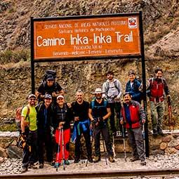 Excursão Trilha Inca Clássica por Machu Picchu 4 dias