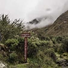 Permissões Trilha Inca