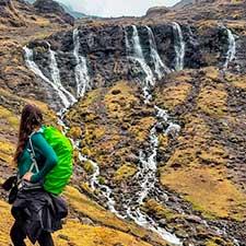 Lares Trek para Machu Picchu Yanahuara Route