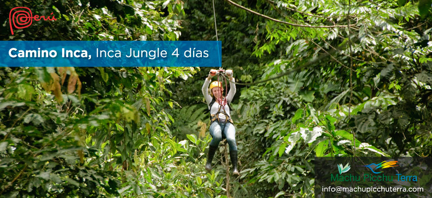 camino-inca-jungle-canopy-4-dias