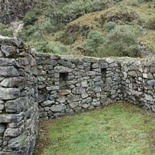 Trilha Inca: arquitetura e sítios arqueológicos na rota