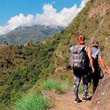 Jornada na selva inca para Machu Picchu 3 dias