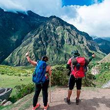 Perguntas Frequentes Trilha Inca