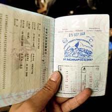 Passaporte para a Trilha Inca?