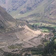 Geologia da Trilha Inca