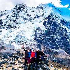 Caminhada Salkantay 5 dias para Machu Picchu com tudo incluído